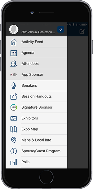 Annual Conference App